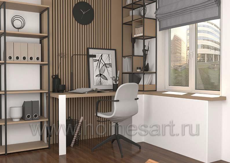 Мебель для мини домашнего кабинета