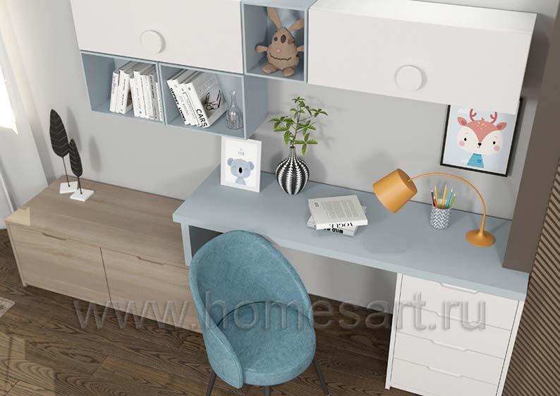 Мебель для рабочего места школьника